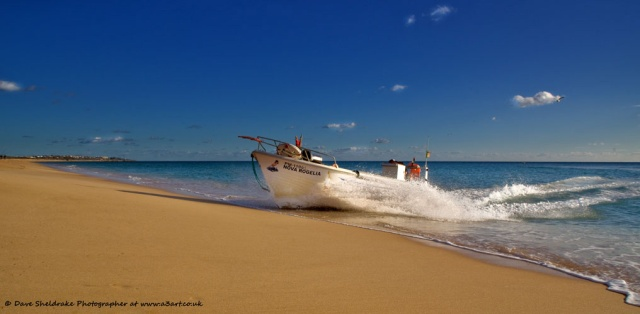 Algarve beaches Dave Sheldrake Photography