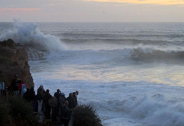 Storm Surge hits the Algarve (3/6)