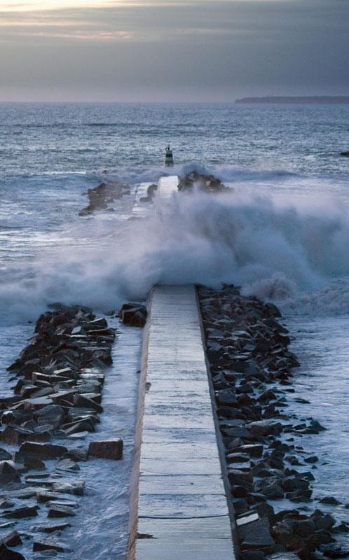Storm Surge hits the Algarve (2/6)