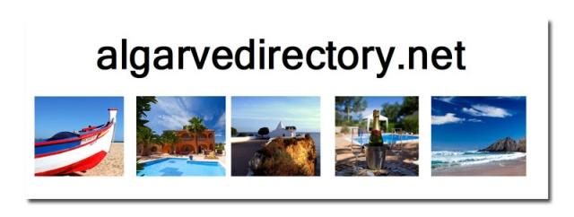 Algarve Directory banner