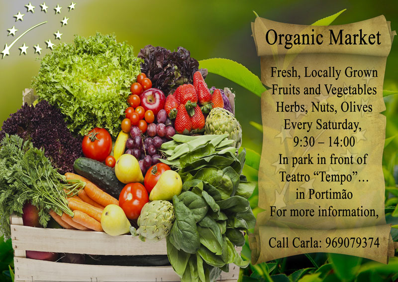 Organic Produce in the Park (1/6)