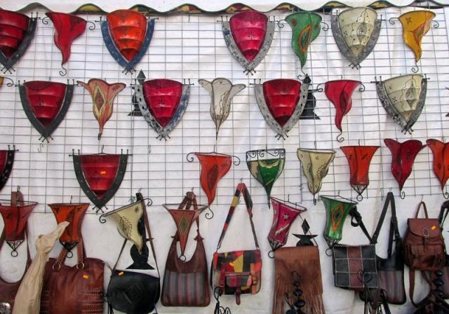 Silves Medieval Fair 2014 Stalls Algarve Blog