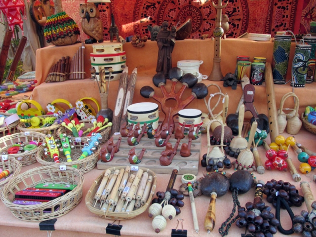 Silves Medieval Fair 2014 Stalls Algarve Blog