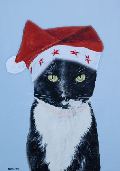 SOS Algarve Animals Charity Christmas Cards