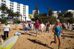 Charity Swim New Years Day 2015
