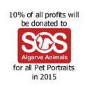 SOS Algarve Animals Charity Sponsorship