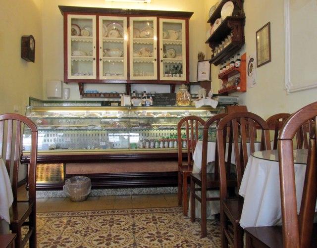 Portimão A Casa da Isabel tea room
