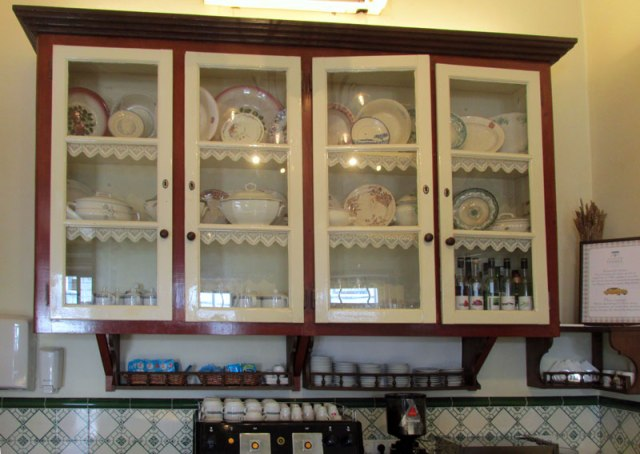 Portimão A Casa da Isabel tea room