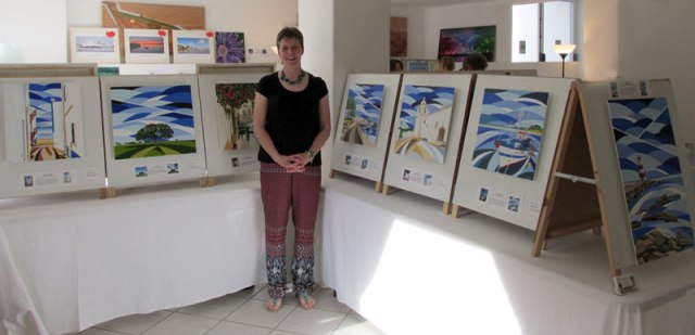 Carvoeiro Sol Hotel art and photography exhibition April 2015