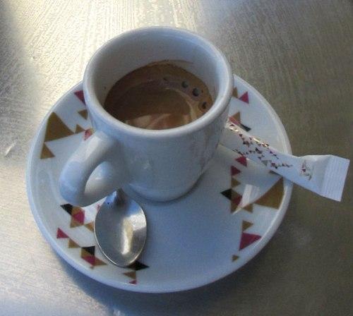 coffee in the Algarve, Algarve Blog
