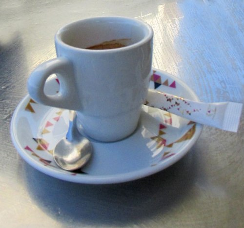 coffee in the Algarve, Algarve Blog