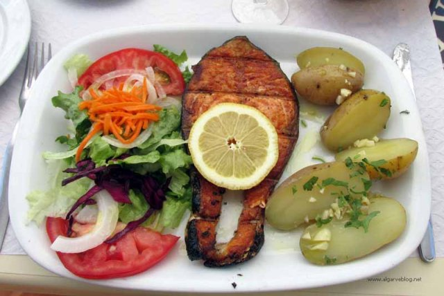Eating out on a budget in the Algarve