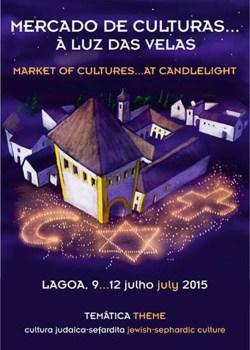 Mercado de Culturas à Luz das Velas Lagoa 2015