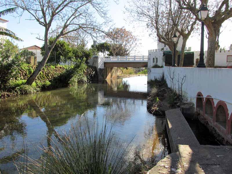 Unspoilt village of Alte Algarve Blog