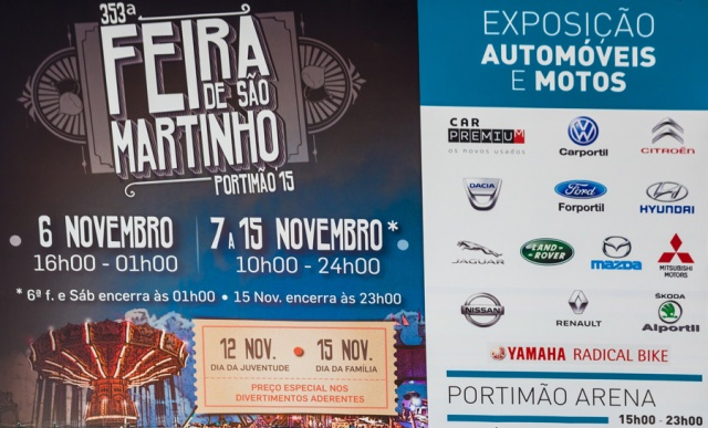 Chestnut Fair Portimão 2015
