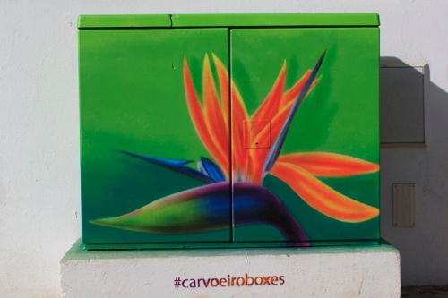 #carvoeiroboxes Algarve Blog