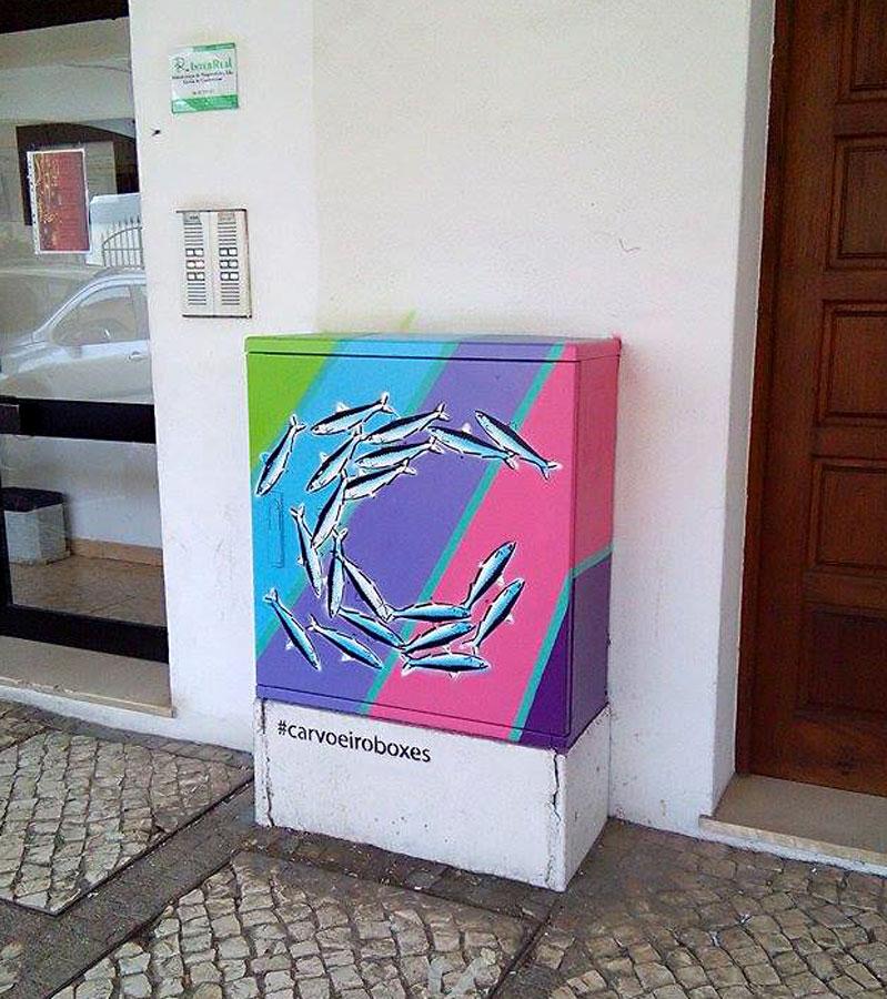 #carvoeiroboxes Algarve Blog