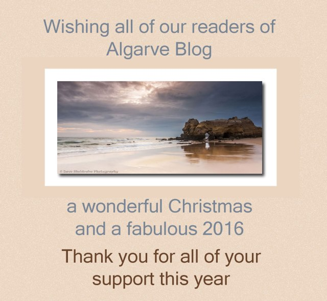 Algarve Blog Christmas message