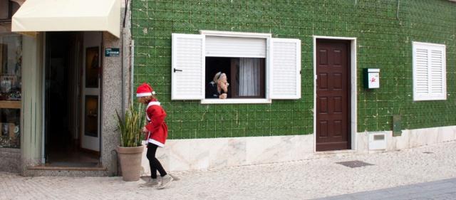 Santa Walk 2015 Armação de Pêra Algarve Blog