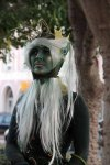 Christmas Living Statues Lagoa Algarve Blog