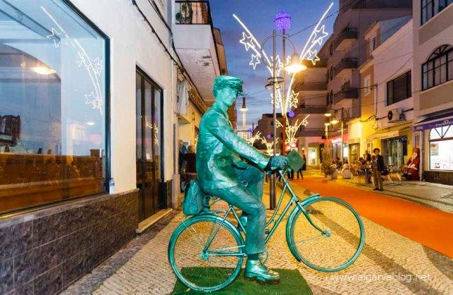 Christmas Living Statues Lagoa Algarve Blog