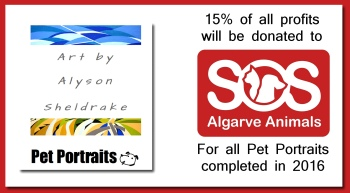 SOS Algarve Animals Sponsorship 2016 Algarve Blog