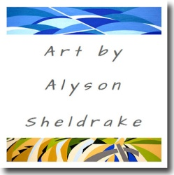 Art by Alyson Sheldrake Algarve Blog