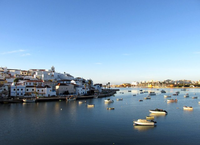 Ferragudo Village Algarve Blog