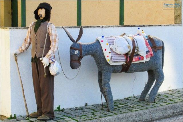 Alferce Presépio de Natal Algarve Blog