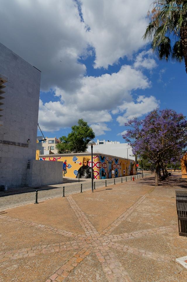 Silves Medieval Mural Algarve Blog