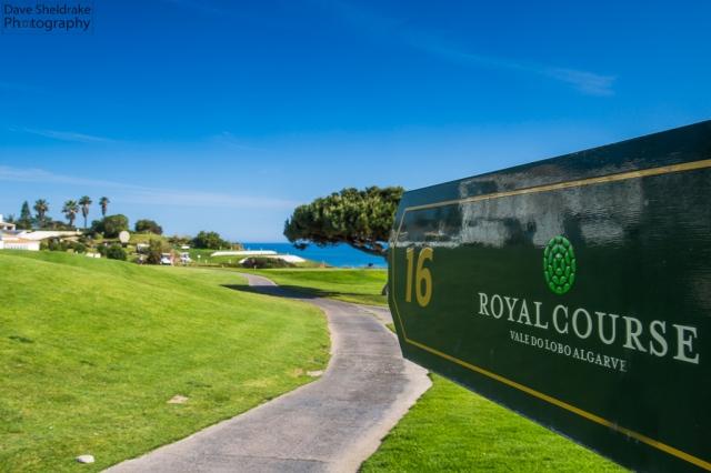 Vale de Lobo Golf Dave Sheldrake Photography Algarve Blog