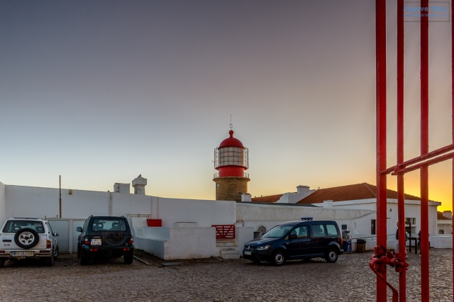 Sagres at Sunset Algarve Blog