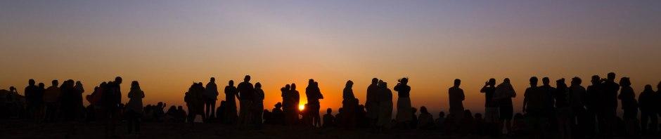 Sagres at Sunset Algarve Blog