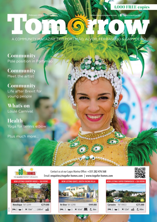Loule Carnival 2018 Dave Sheldrake Algarve Blog Tomorrow Magazine