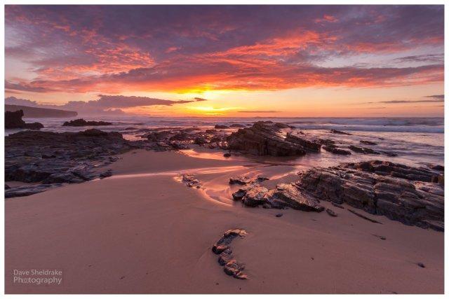 Praia Amoreira - Dave Sheldrake Photography