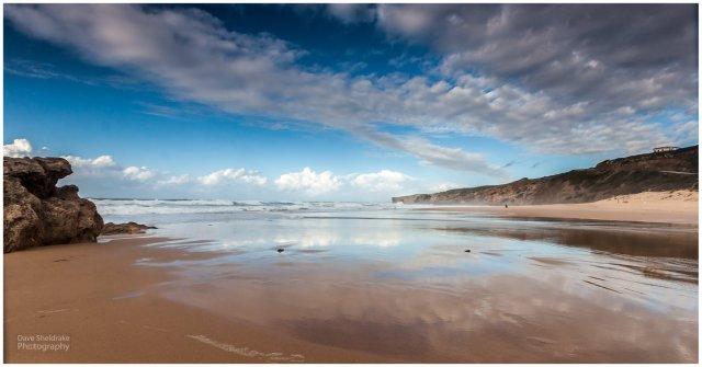Monte Clerigo Beach - Dave Sheldrake Photography
