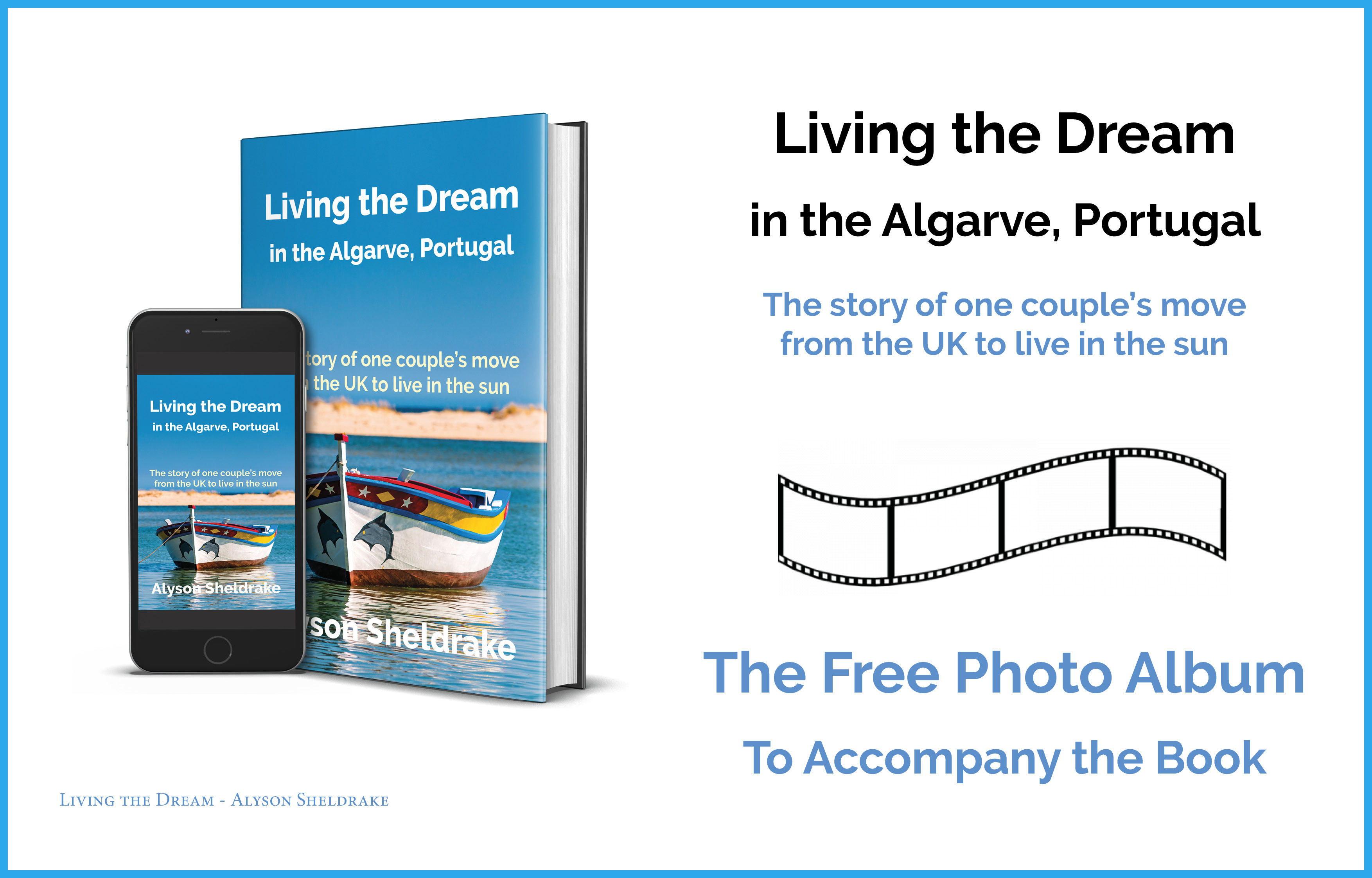 Living the Dream - Photo Album cover
