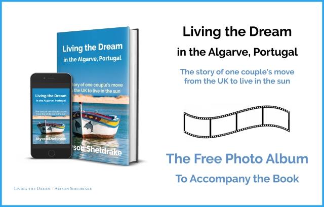 Living the Dream - Photo Album cover